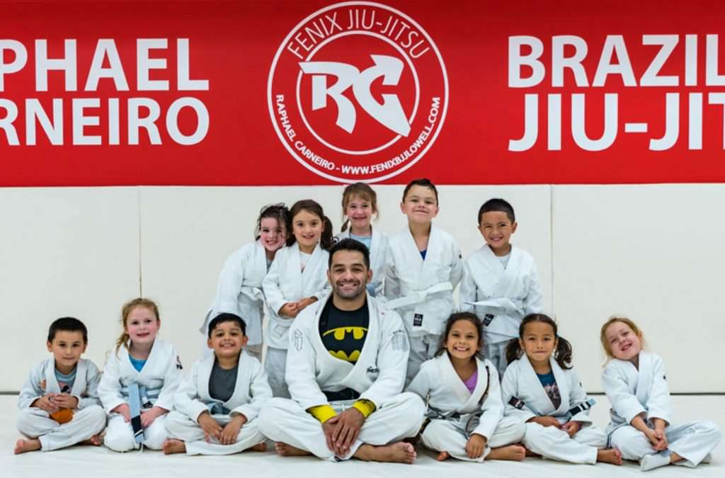 Top 5 Benefits of Jiu Jitsu Training for Kids