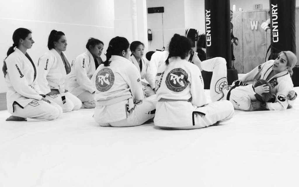 3 Reasons Why Every Woman Should Train Brazilian Jiu Jitsu