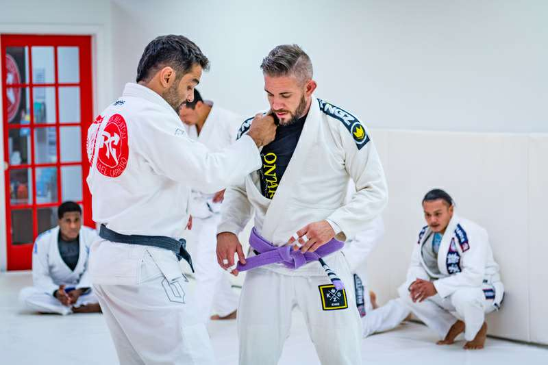 ADULT BJJ ALL LEVELS