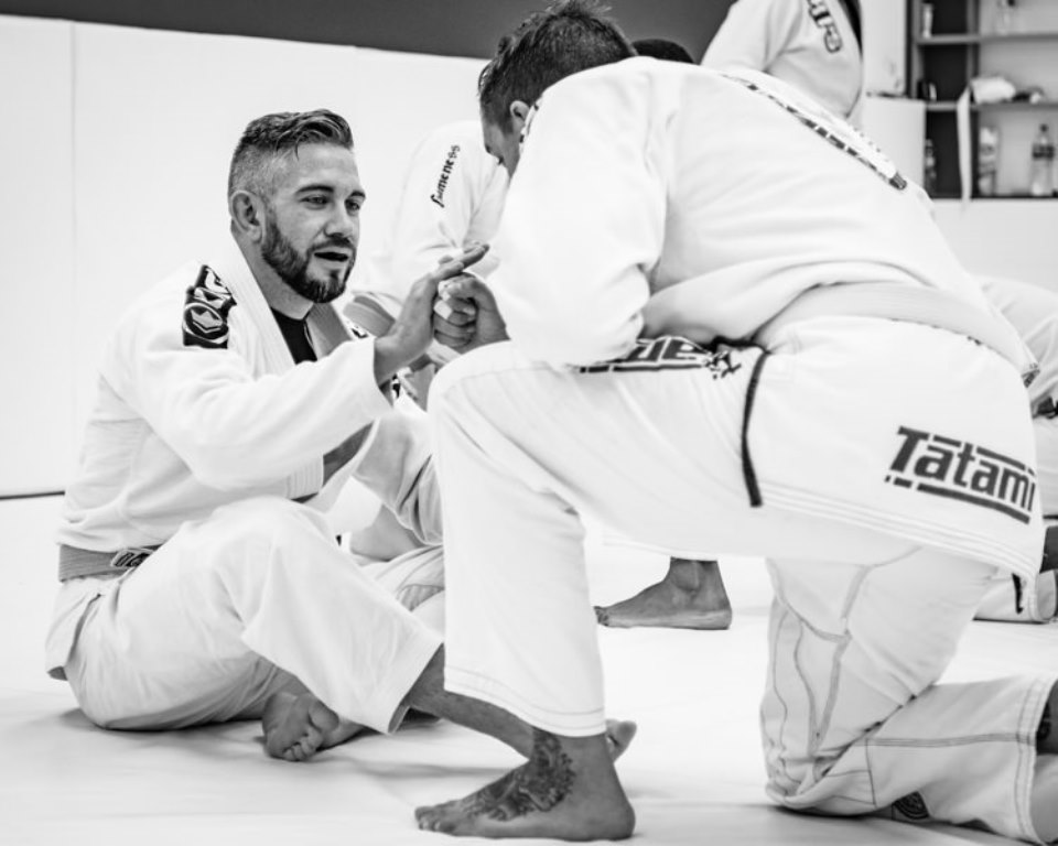 ADULT + TEEN BJJ FUNDAMENTALS