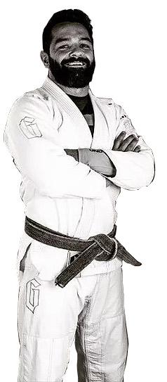Raphael Carneiro is a Brazilian Jiu Jitsu black belt