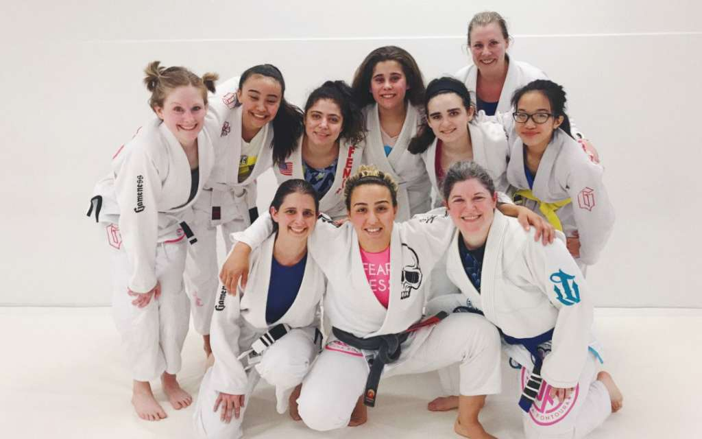 Why Every Woman Should Do Brazilian Jiu Jitsu- Self Defense